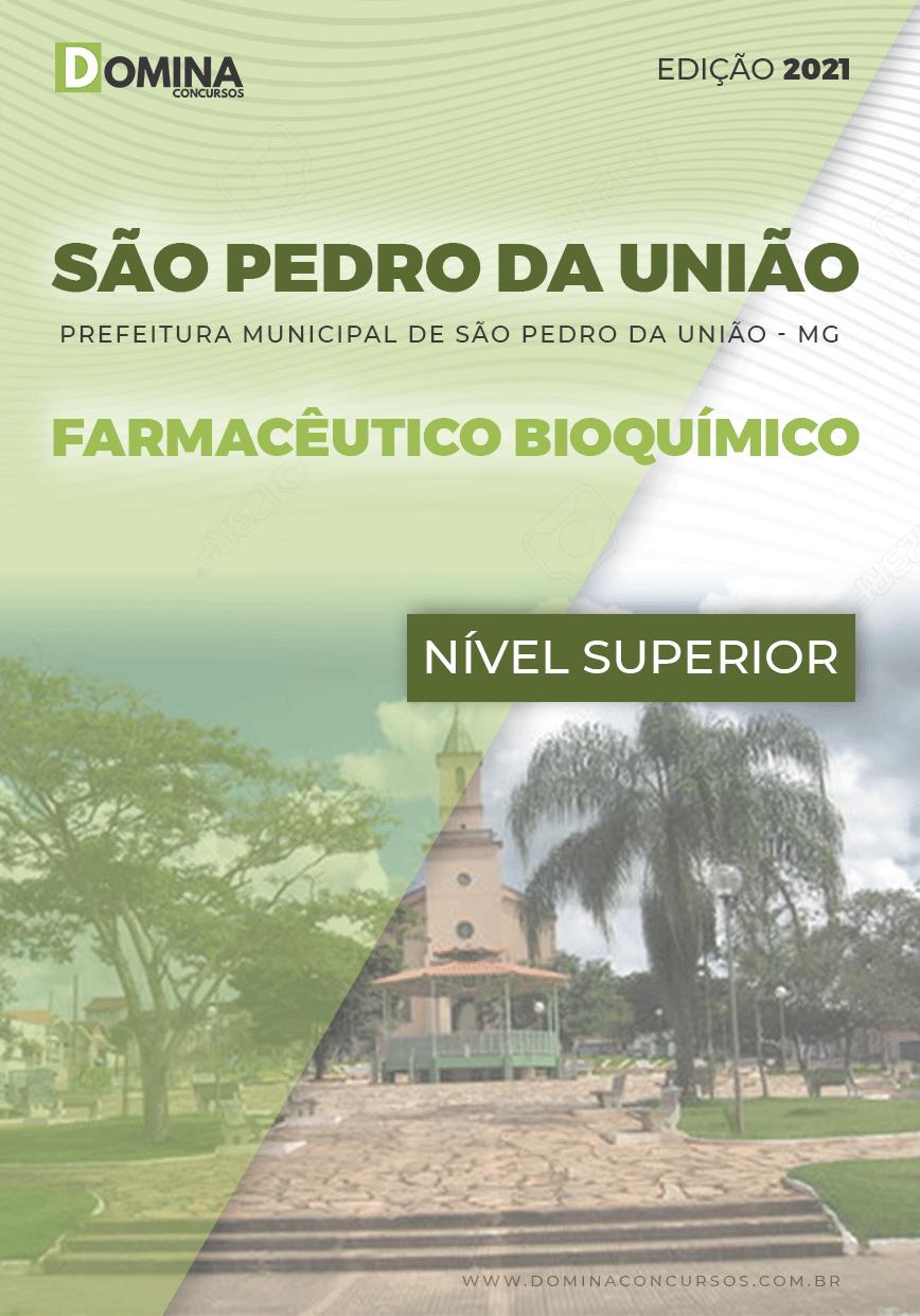 Apostila Pref São Pedro União MG 2021 Farmacêutico Bioquímico