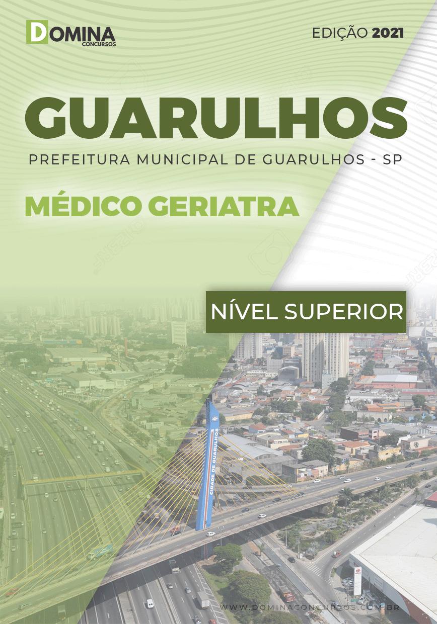 Apostila Concurso Pref Guarulhos SP 2021 Médico Geriatra