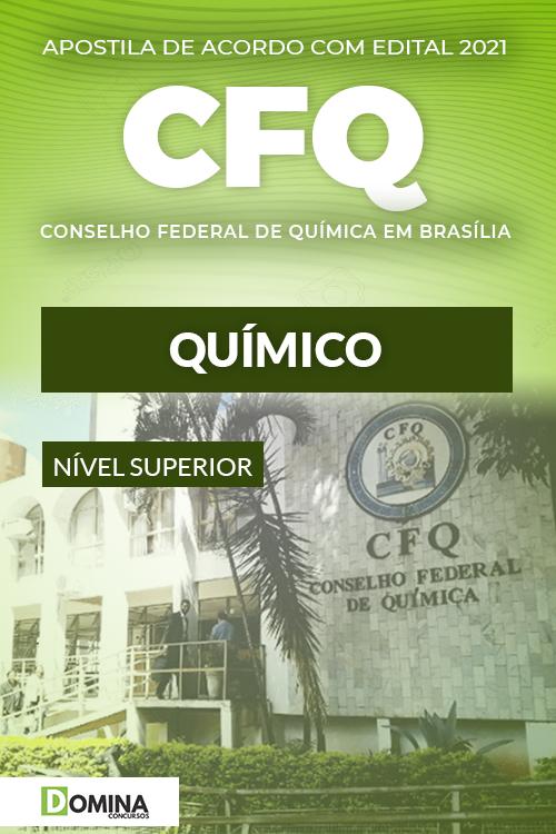Apostila Concurso Público CFQ DF 2021 Químico