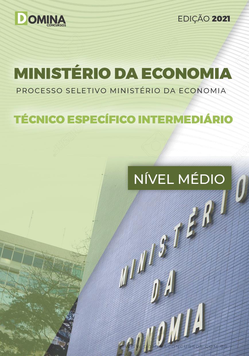 Apostila Ministério da Economia 2021 Técnico Intermediário