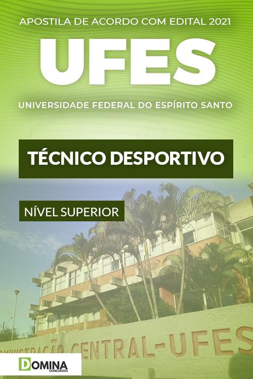 Apostila Concurso UFES 2021 Médico Família e Comunidade