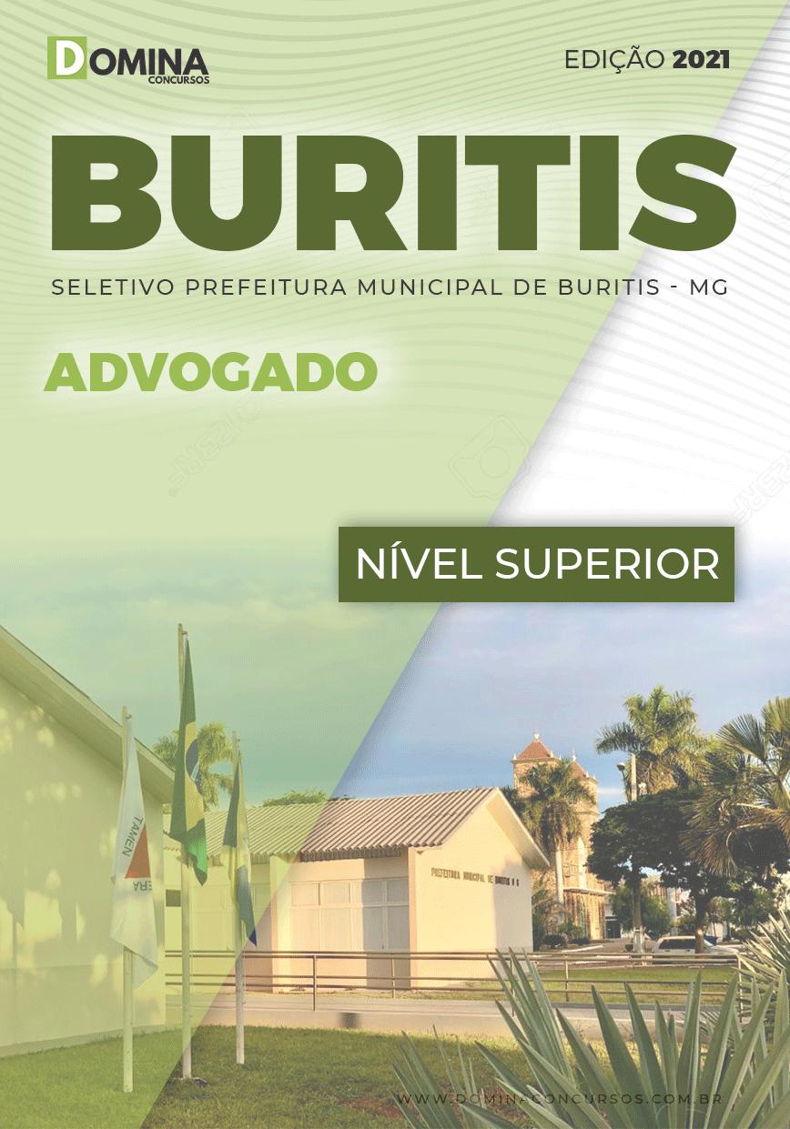 Apostila Concurso Prefeitura Buritis MG 2021 Advogado