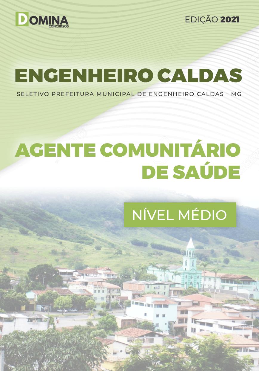 Apostila Engenheiro Caldas MG 2021 Agente Comunitário Saúde