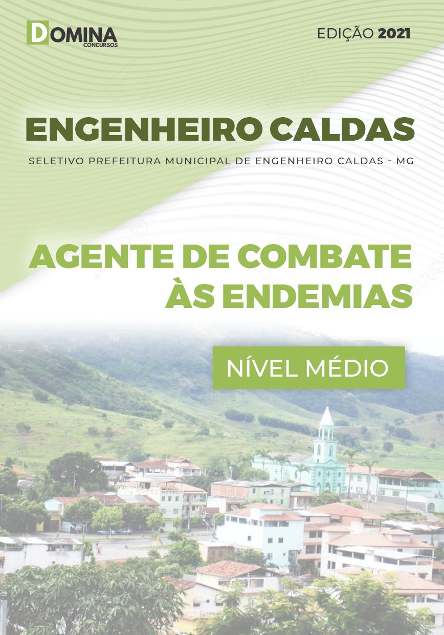 Apostila Eng Caldas MG 2021 Agente Combate Endemias