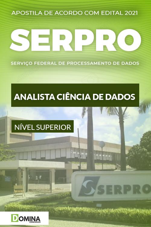 Apostila Concurso SERPRO 2021 Analista Ciência de Dados