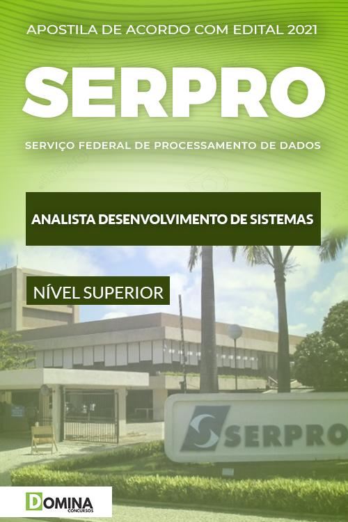Apostila SERPRO 2021 Analista Desenvolvimento de Sistemas