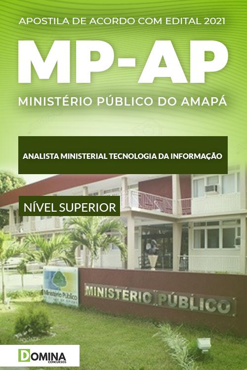Apostila Concurso MP AP 2021 Tecnologia da Informação