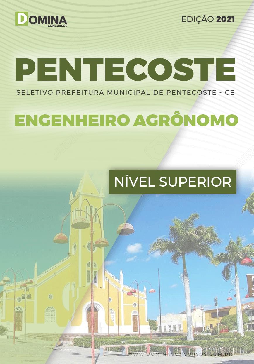 Apostila Pentecoste CE 2021 Engenheiro Agrônomo