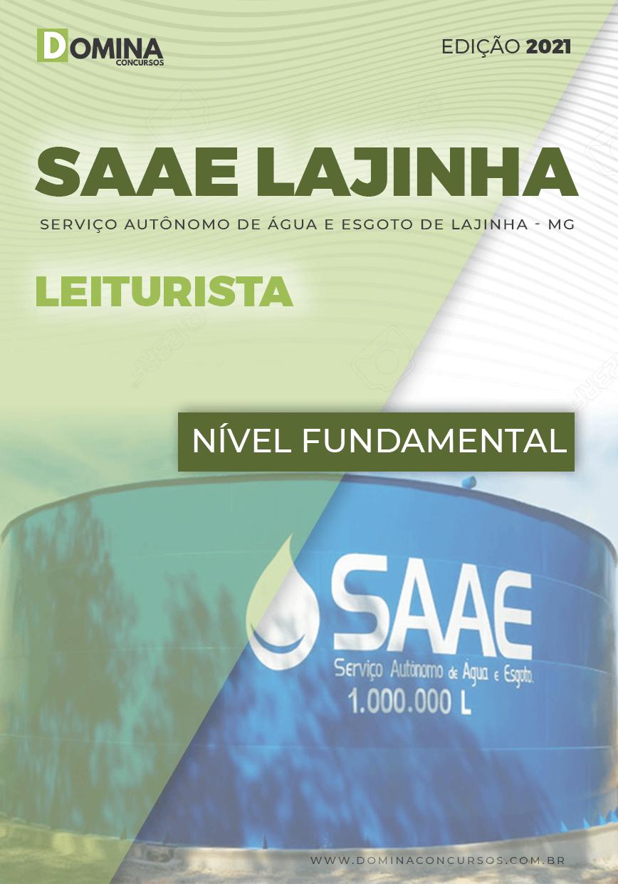 Apostila Concurso SAAE de Lajinha MG 2021 Leiturista