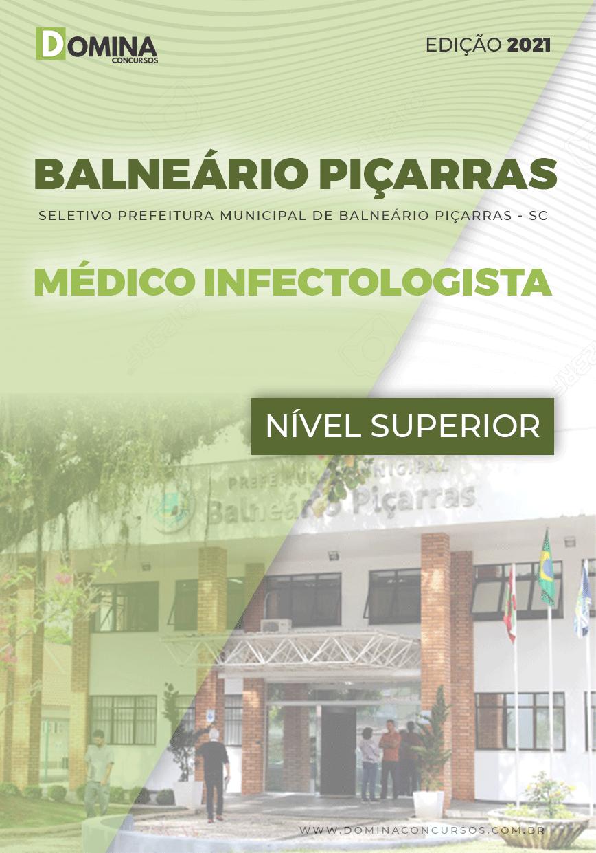 Apostila Pref Balneário Piçarras SC 2021 Médico Infectologista