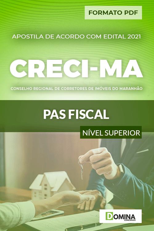 Apostila Concurso CRECI MA 2021 Fiscal Analista Superior