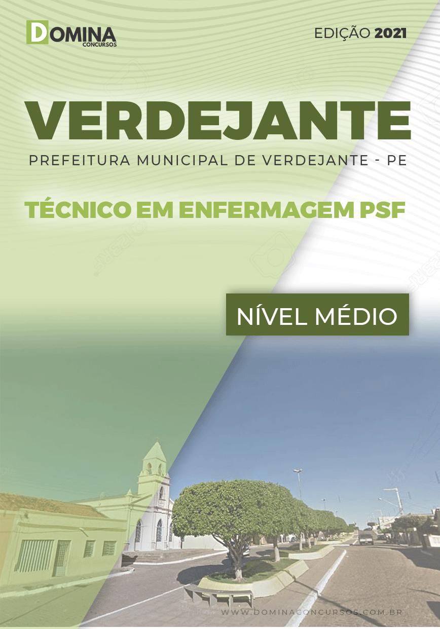 Apostila Verdejante PE 2020 Técnico de Enfermagem
