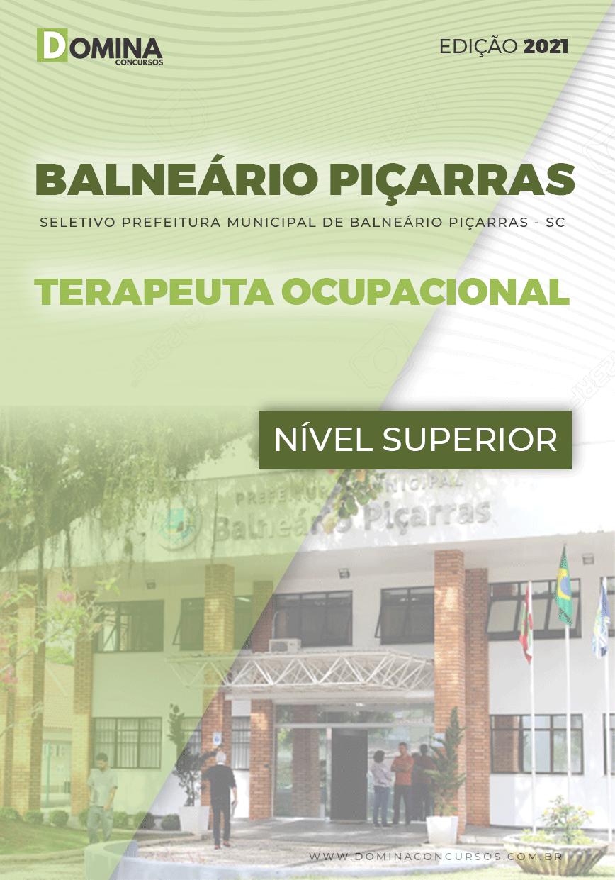 Apostila Pref Balneário Piçarras SC 2021 Terapeuta Ocupacional