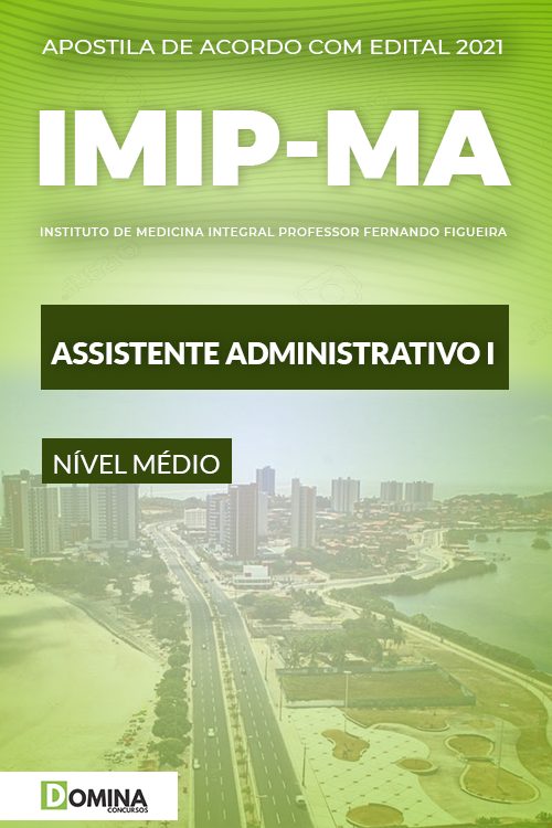 Assistente Administrativo I