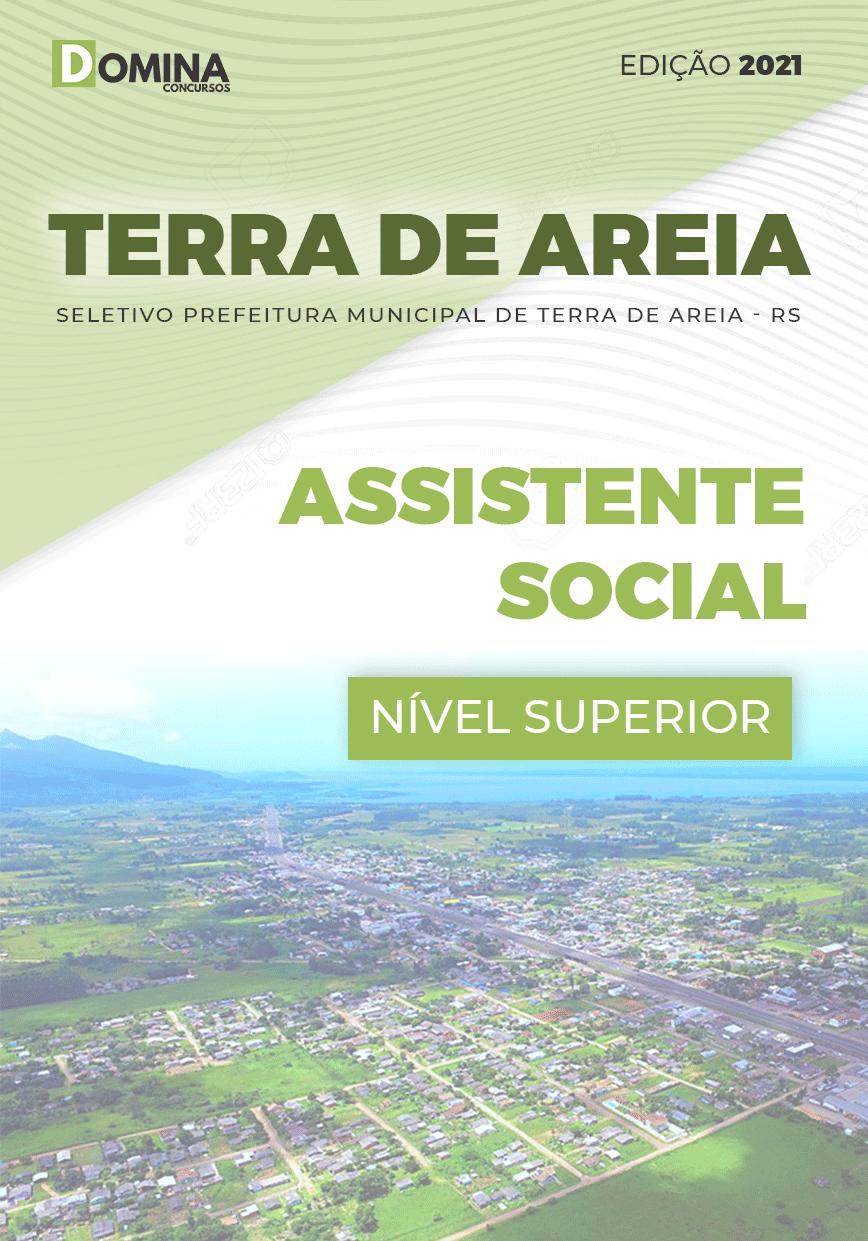 Apostila Seletivo Terra de Areia RS 2021 Assistente Social
