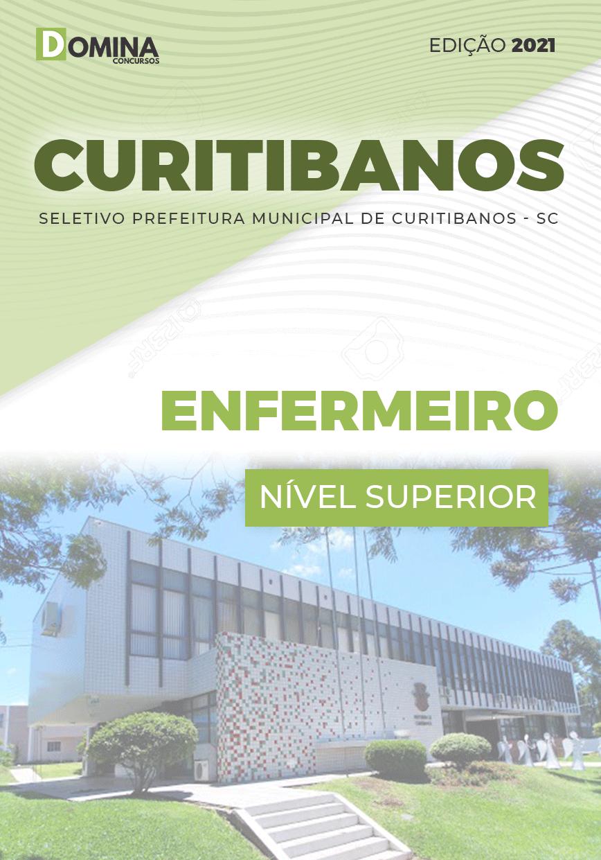 Apostila Prefeitura Curitibanos SC 2021 Enfermeiro