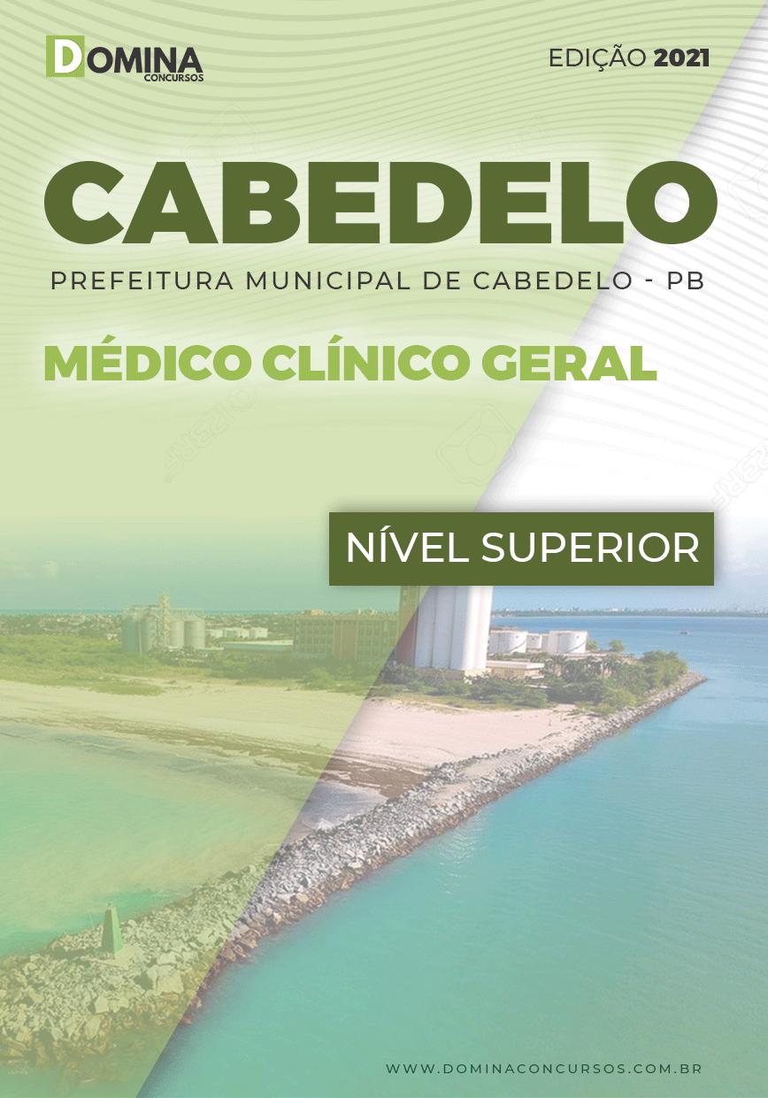 Apostila Concurso Pref Cabedelo PB 2021 Médico Clínico Geral