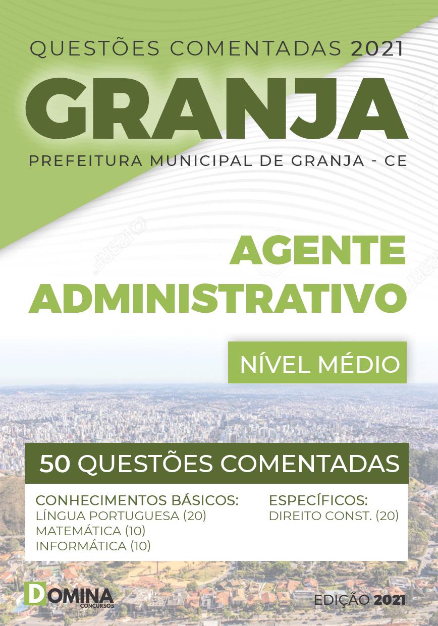 Questões-Comentadas-Granja-CE-2021-Agente-Administrativo