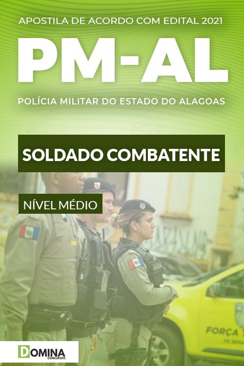 Apostila Concurso PM AL 2021 Soldado Combatente