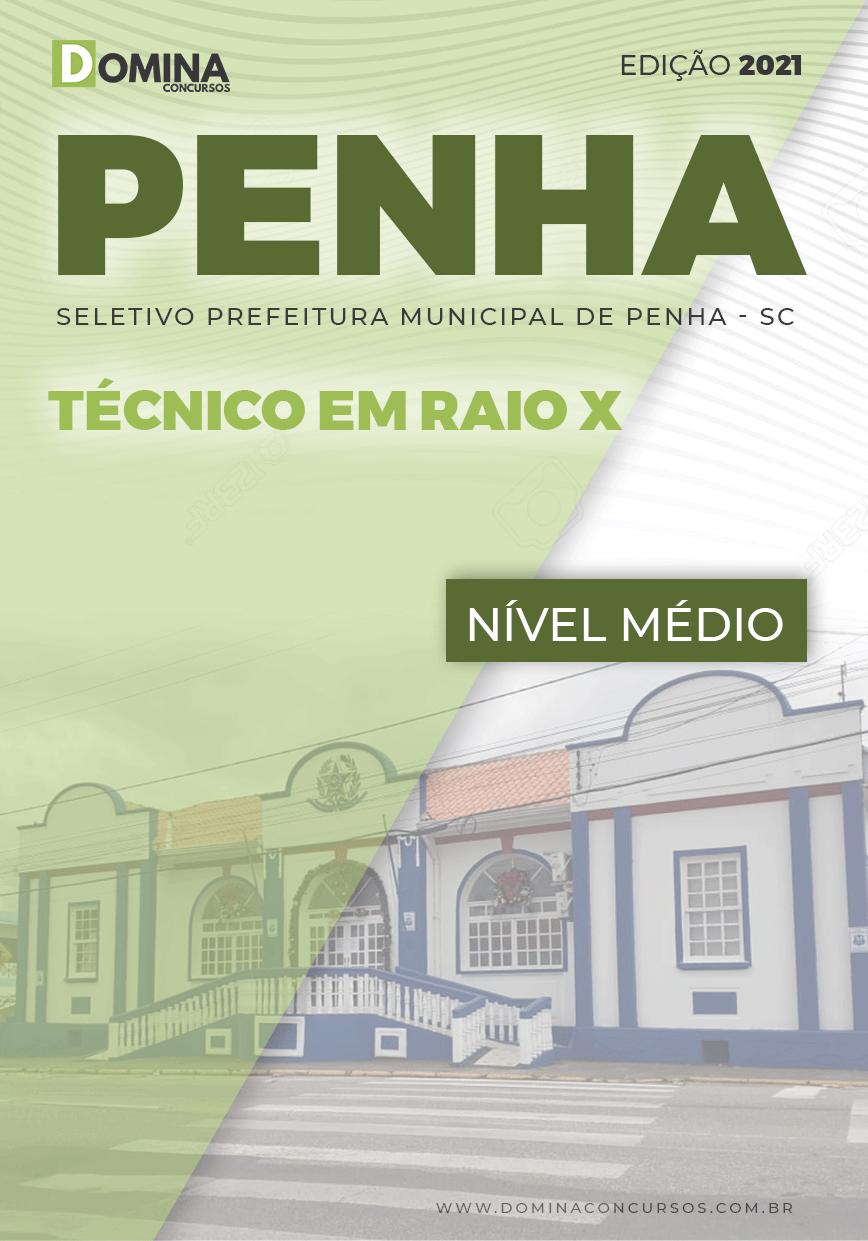 Apostila Seletivo Pref Penha SC 2021 Técnico em Raio X