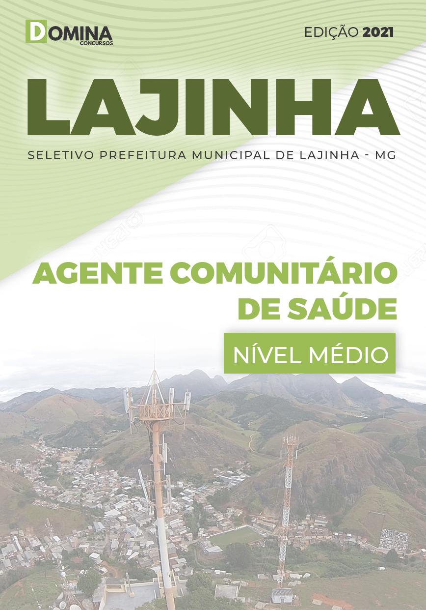 Apostila Seletivo Pref Lajinha MG 2021 Agente Comunitário de Saúde
