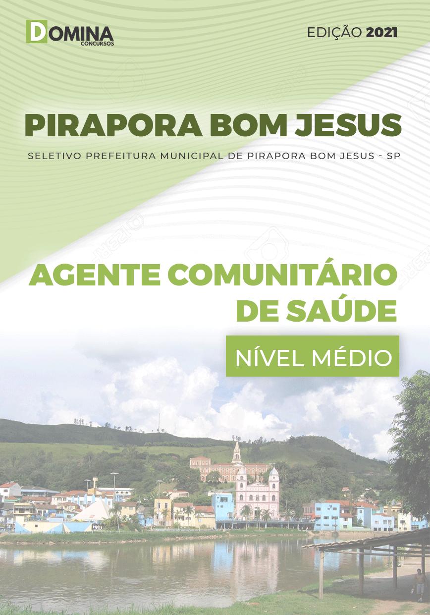 Apostila Pref Pirapora do Bom Jesus SP Agente Comunitário Saúde