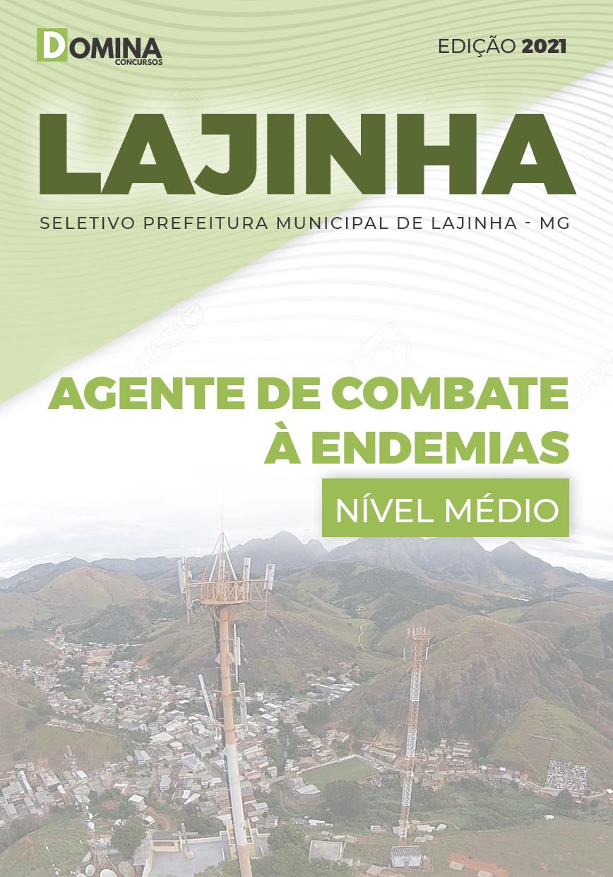 Apostila Pref Lajinha MG 2021 Agente de Combate à Endemias