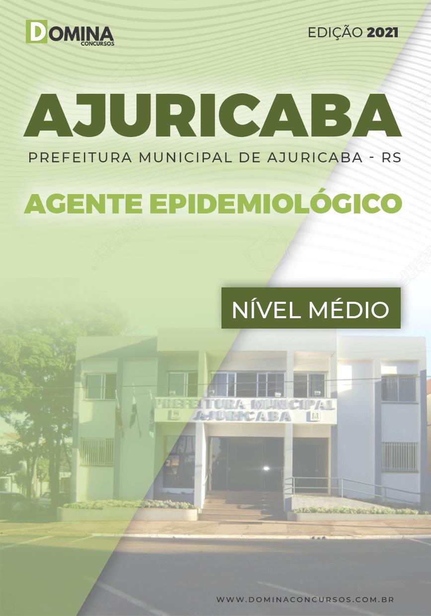 Apostila Pref Ajuricaba RS 2021 Agente Epidemiológico