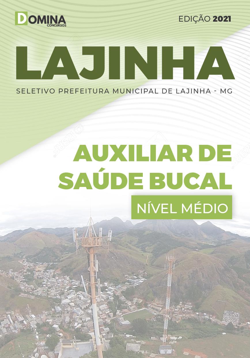 Apostila Seletivo Pref Lajinha MG 2021 Auxiliar de Saúde Bucal