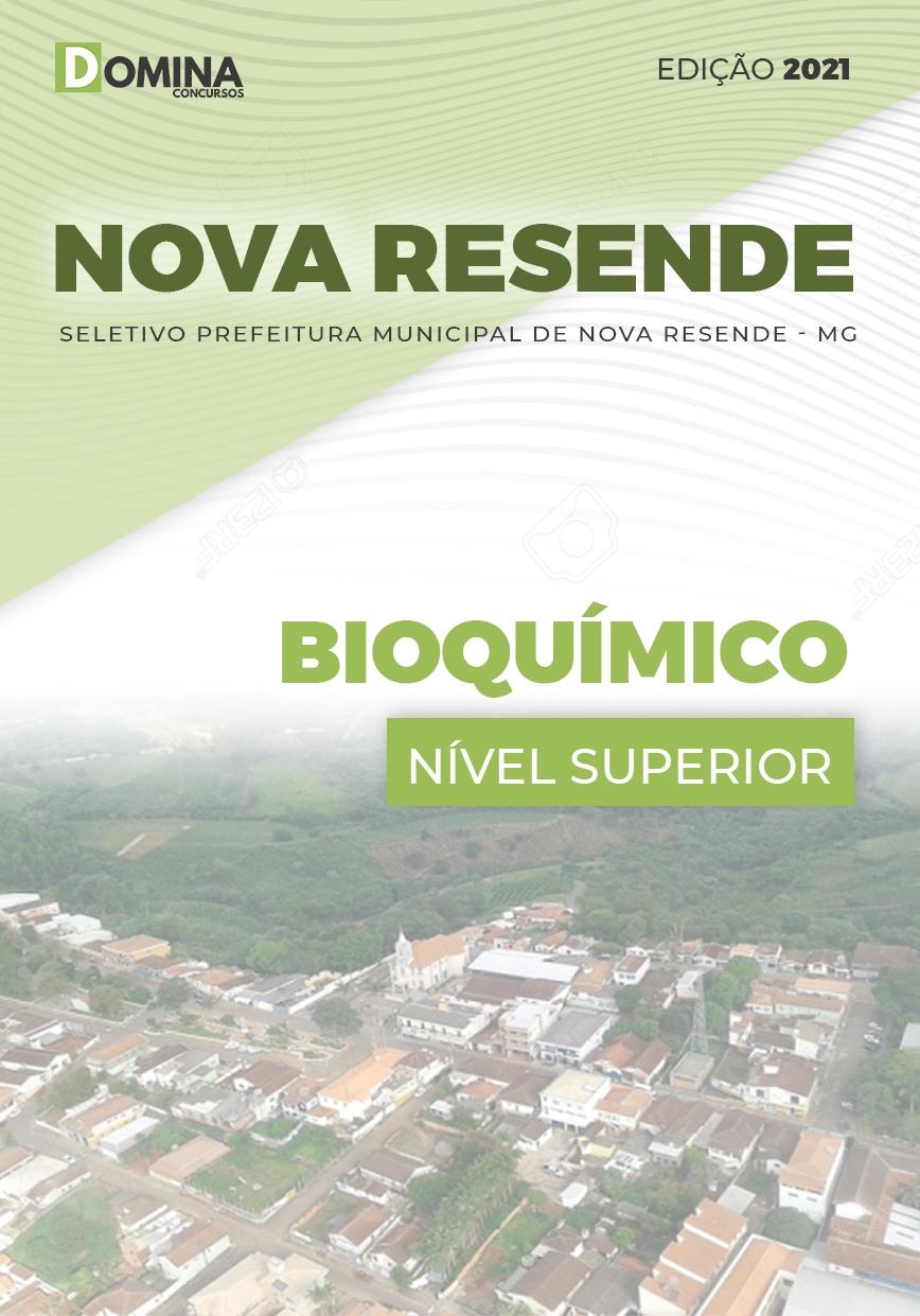 Apostila Seletivo Pref Nova Resende MG 2021 Bioquímico