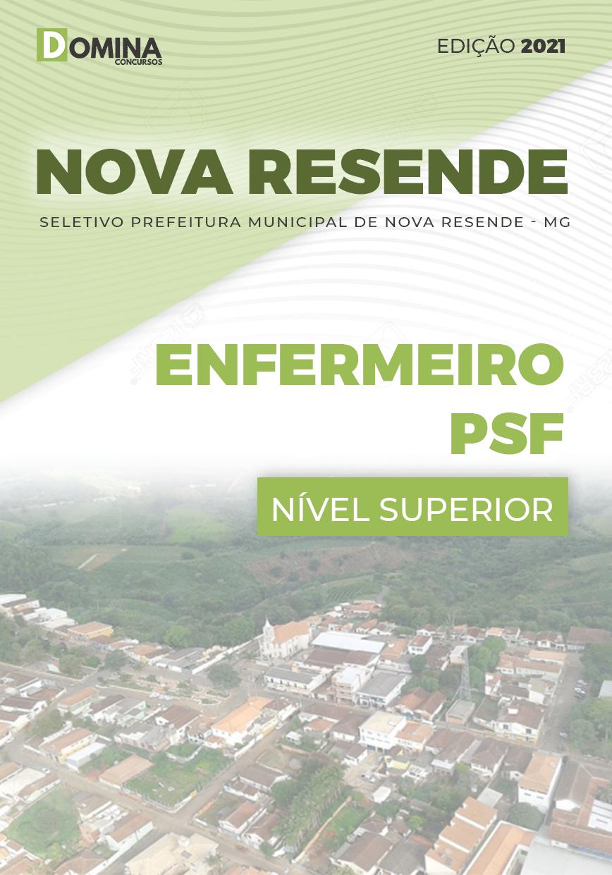Apostila Seletivo Pref Nova Resende MG 2021 Enfermeiro PSF