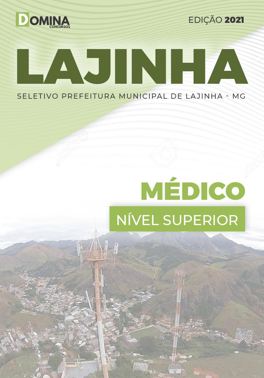 Apostila Processo Seletivo Pref Lajinha MG 2021 Médico