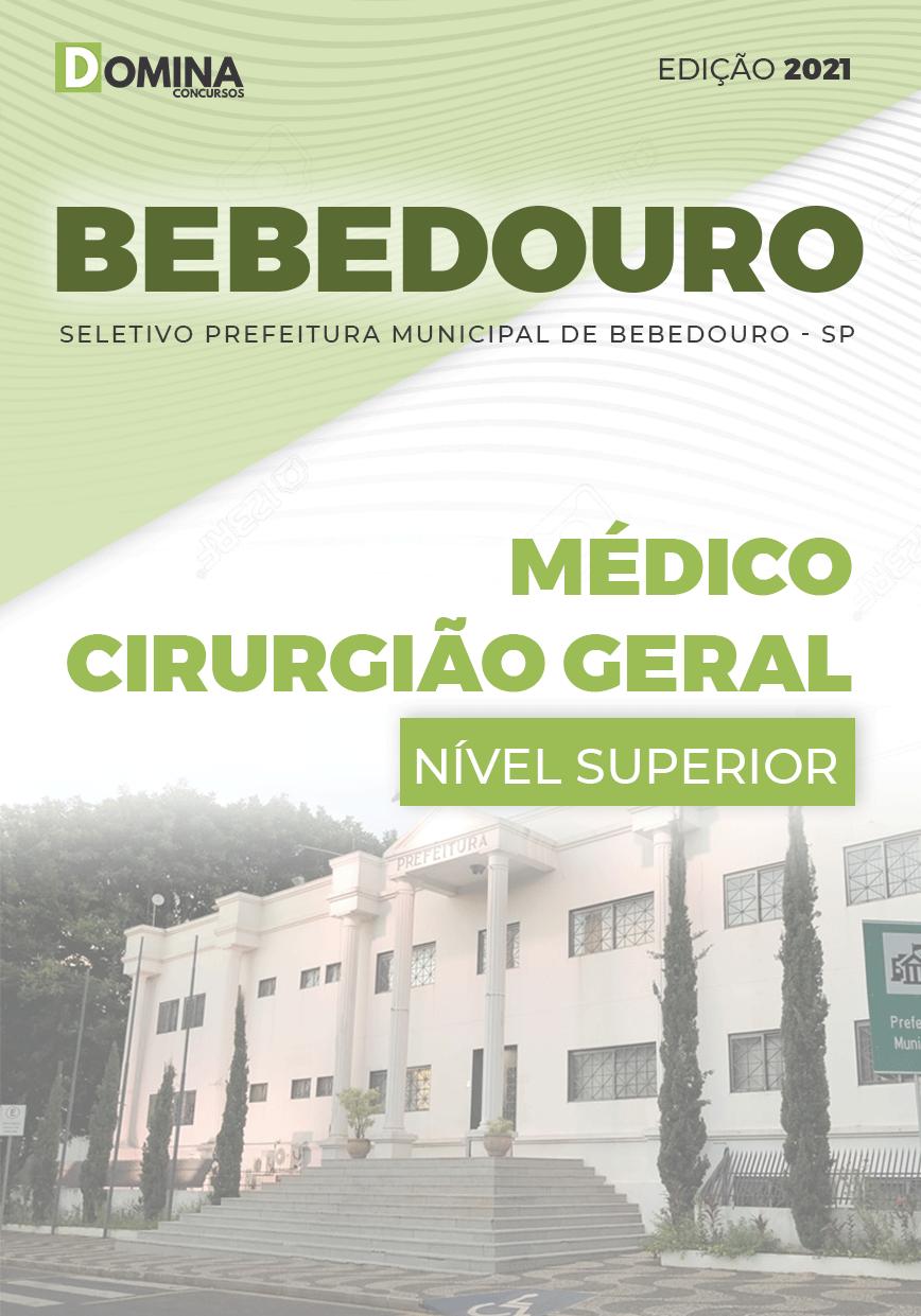 Apostila Seletivo Pref Bebedouro SP 2021 Médico Cirurgião Geral