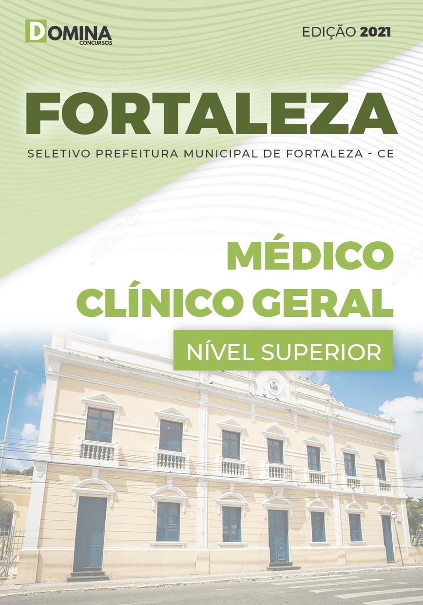 Apostila Seletivo Pref Fortaleza CE 2021 Médico Clínico Geral