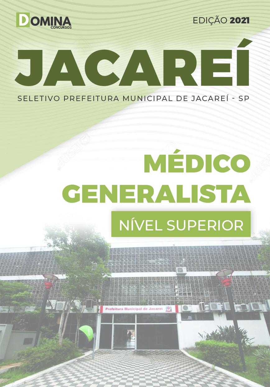 Apostila Concurso Pref Jacareí SP 2021 Médico Generalista