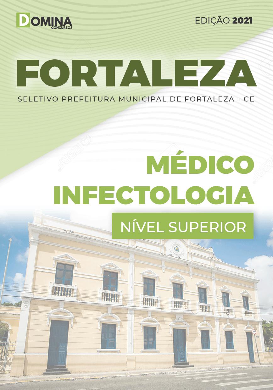 Apostila Seletivo Pref Fortaleza CE 2021 Médico Infectologia