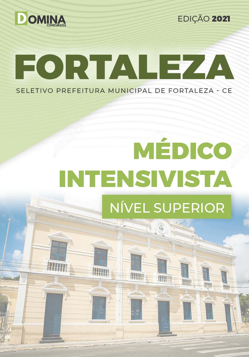 Apostila Seletivo Pref Fortaleza CE 2021 Médico Intensivista
