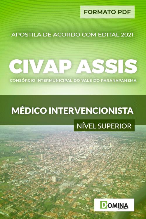 Apostila Seletivo CIVAP de Assis SP 2021 Médico Intervencionista