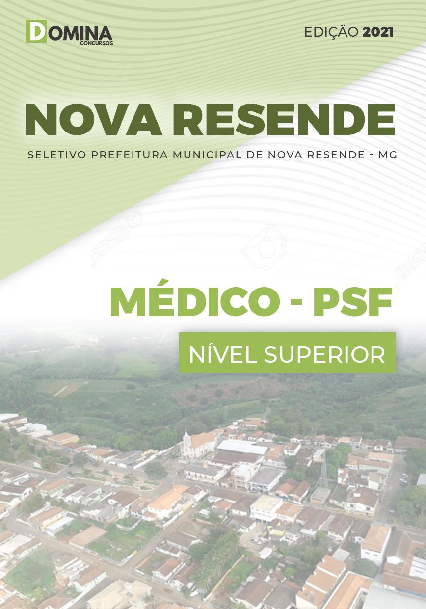 Apostila Seletivo Pref Nova Resende MG 2021 Médico PSF