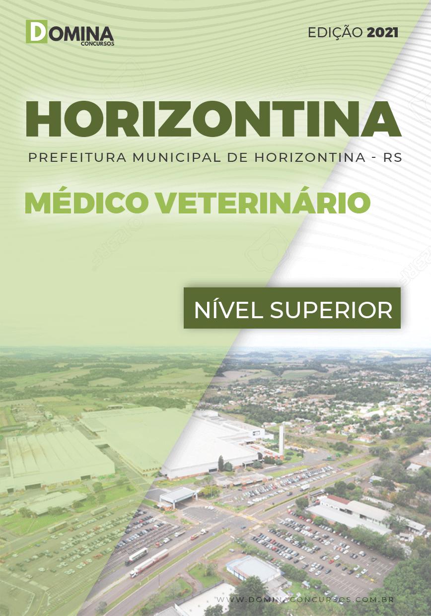 Apostila Concurso Pref Horizontina RS 2021 Médico Veterinário
