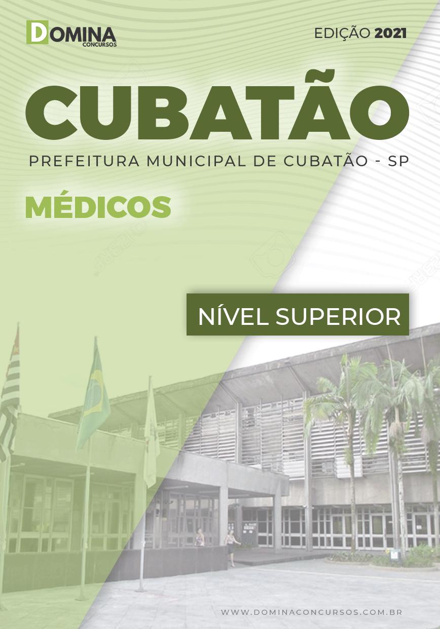 Apostila Concurso Público Pref Cubatão SP 2021 Médicos