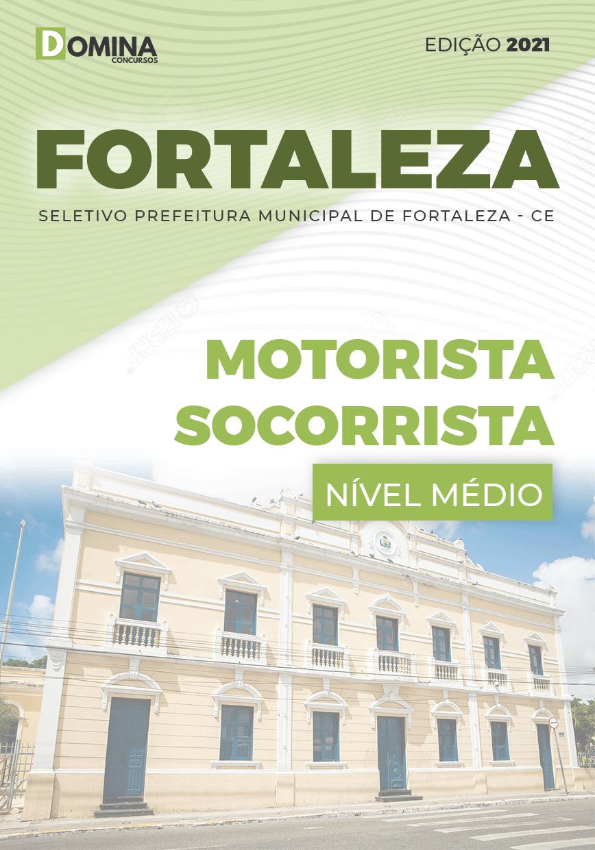 Apostila Seletivo Pref Fortaleza CE 2021 Motorista Socorrista