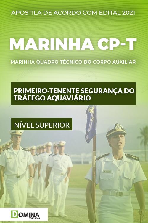 Apostila Marinha CP T 2021 Primeiro Tenente SEG do Tráfego Aquaviário