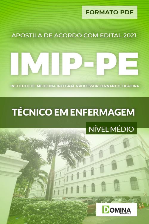 Apostila Seletivo IMIP PE 2021 Técnico em Enfermagem