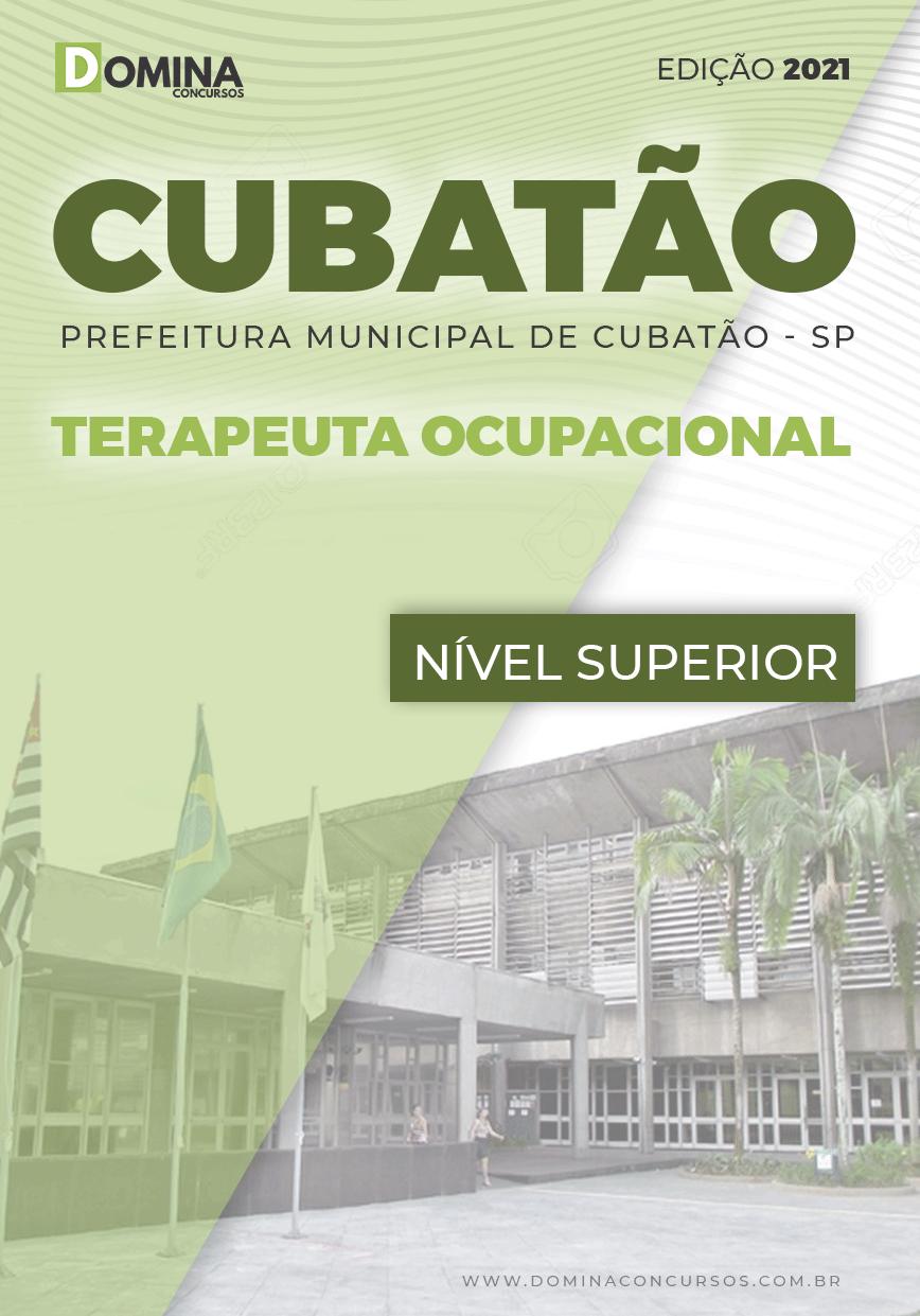 Apostila Concurso Pref Cubatão SP 2021 Terapeuta Ocupacional