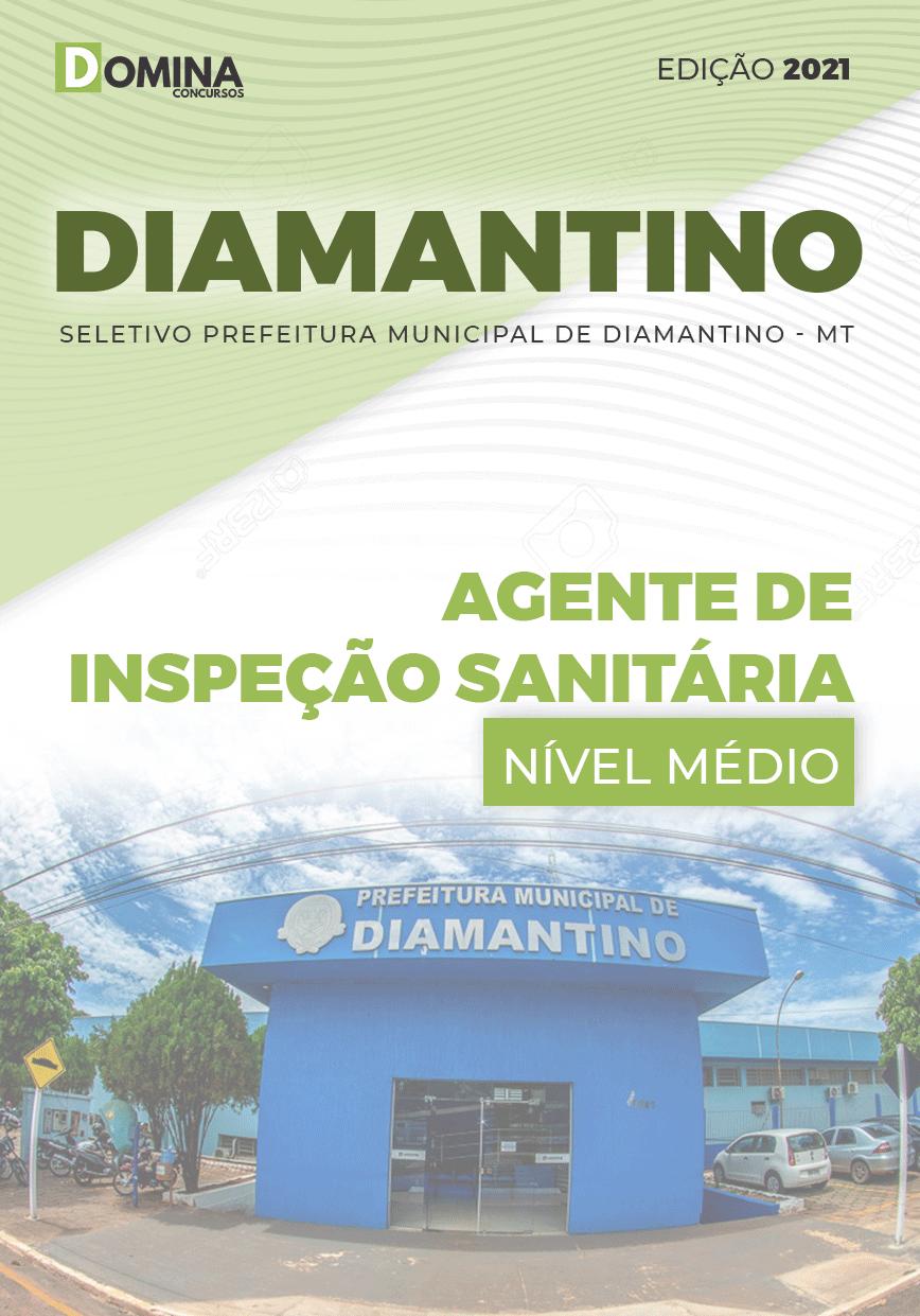 Apostila Pref Diamantino MT 2021 Agente de Inspeção Sanitária