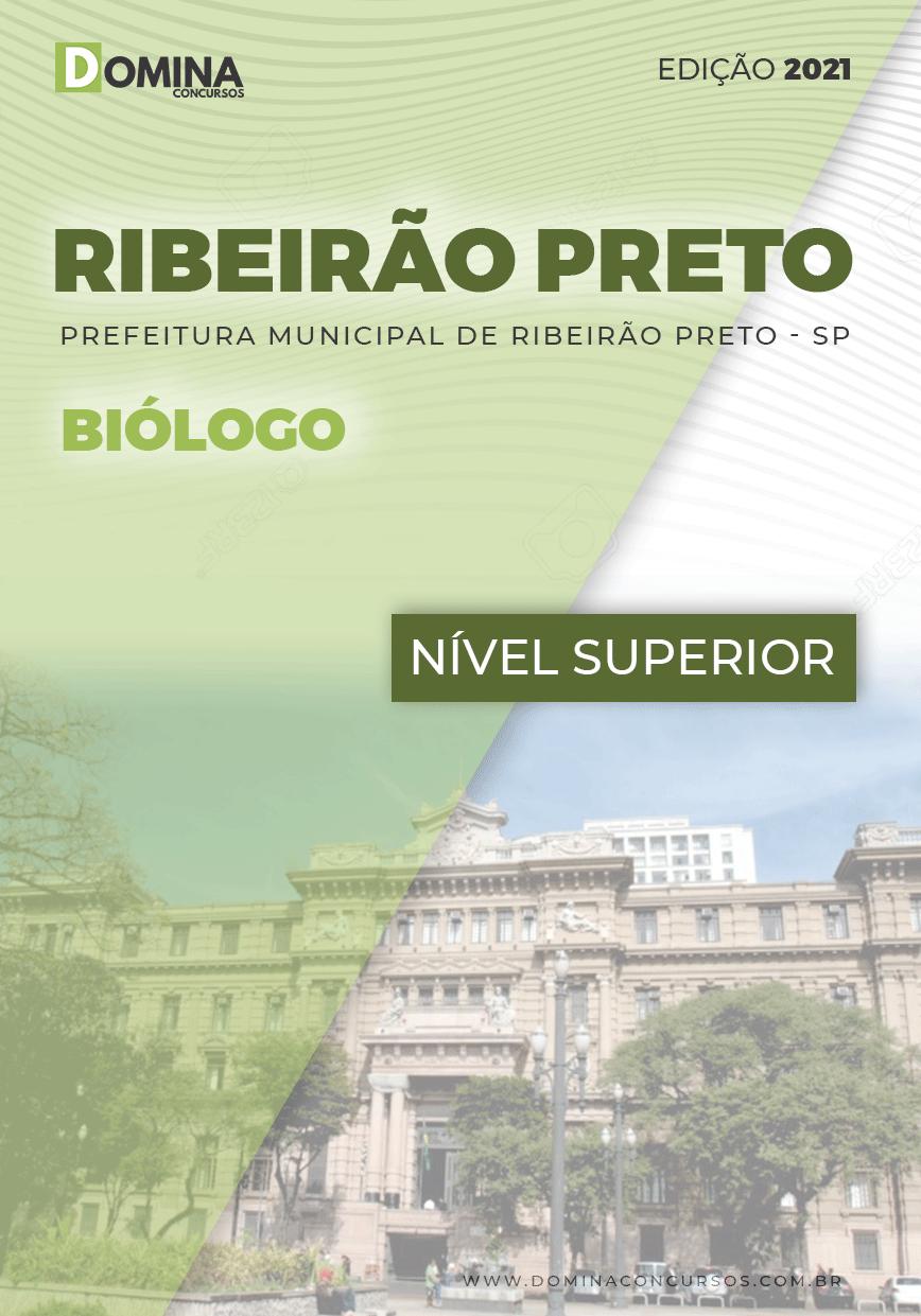 Apostila Concurso Público Pref Ribeirão Preto SP 2021 Biólogo