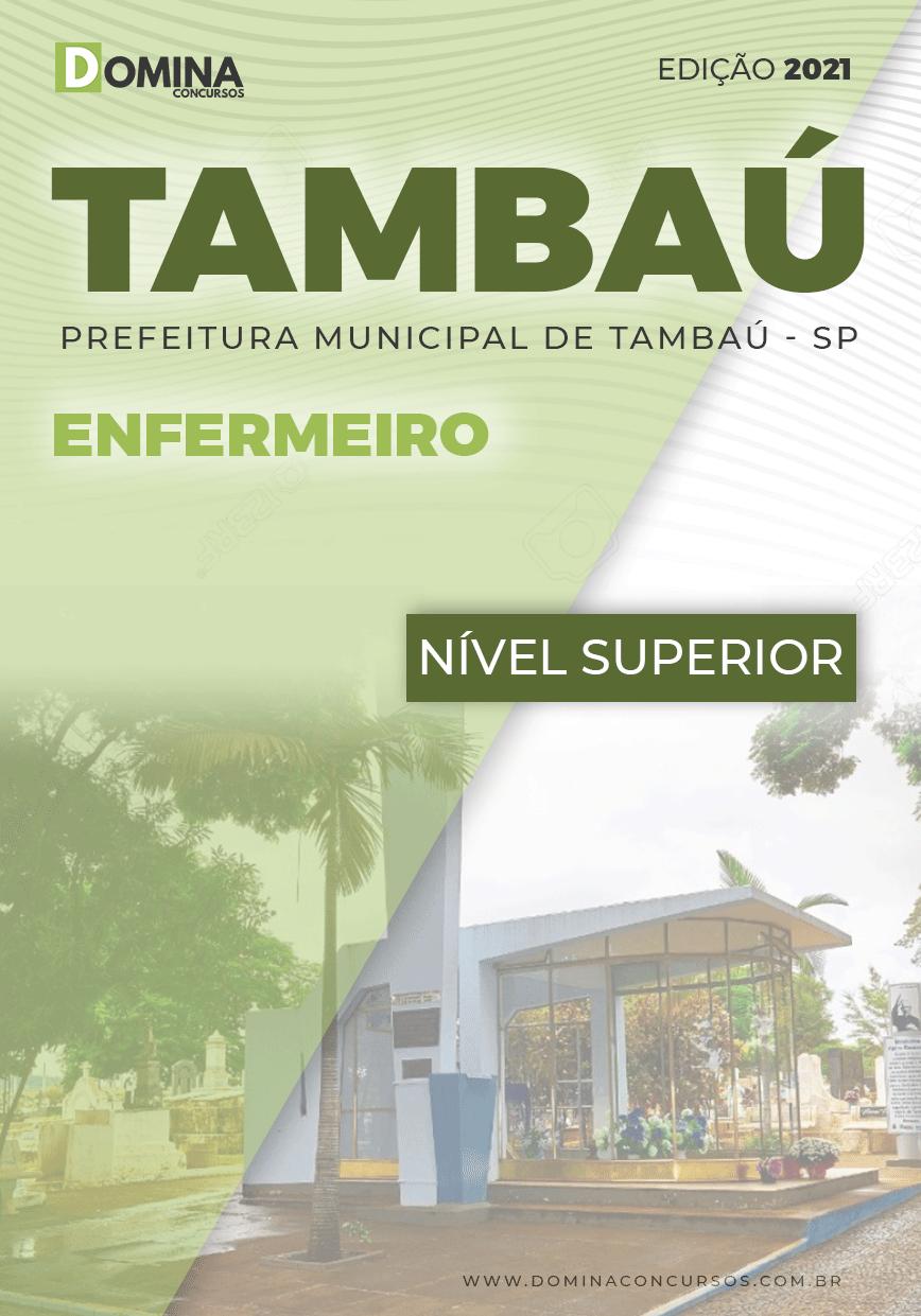 Apostila Concurso Pref Tambaú SP 2021 Enfermeiro