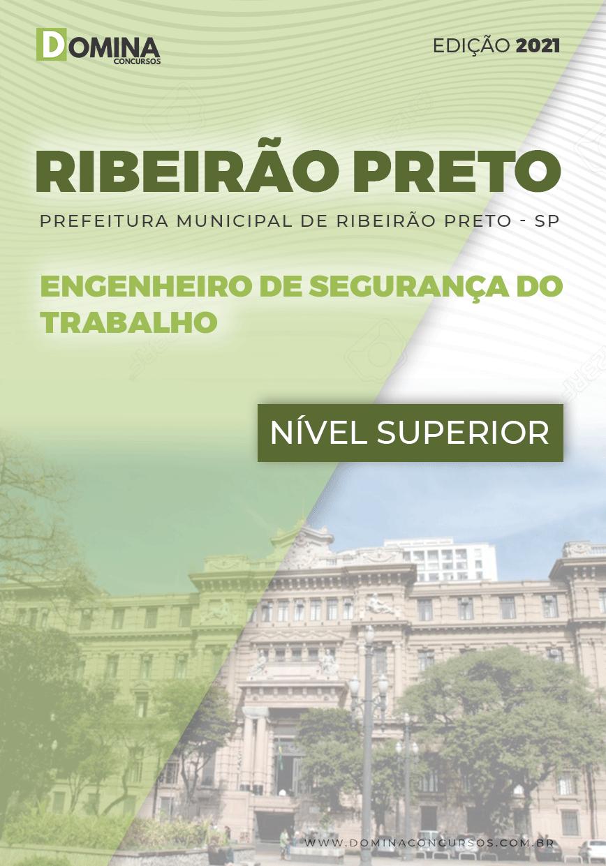 Apostila Pref Ribeirão Preto SP 2021 Engenheiro Segurança do Trabalho