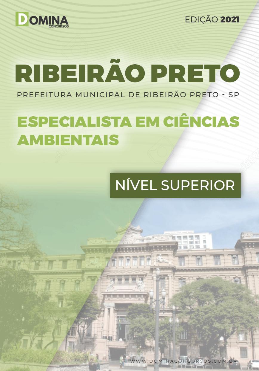 Apostila Concurso Pref Ribeirão Preto SP 2021 Ciências Ambientais
